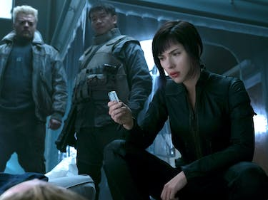 A 'Ghost in the Shell' Sequel Wouldn't Need Scarlett Johansson