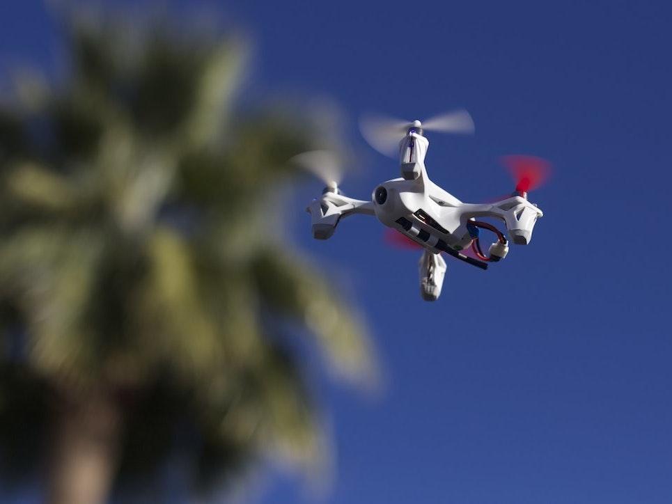 Deutsche Telekom's Anti-Drone Tech Will End Your UAV Pranks