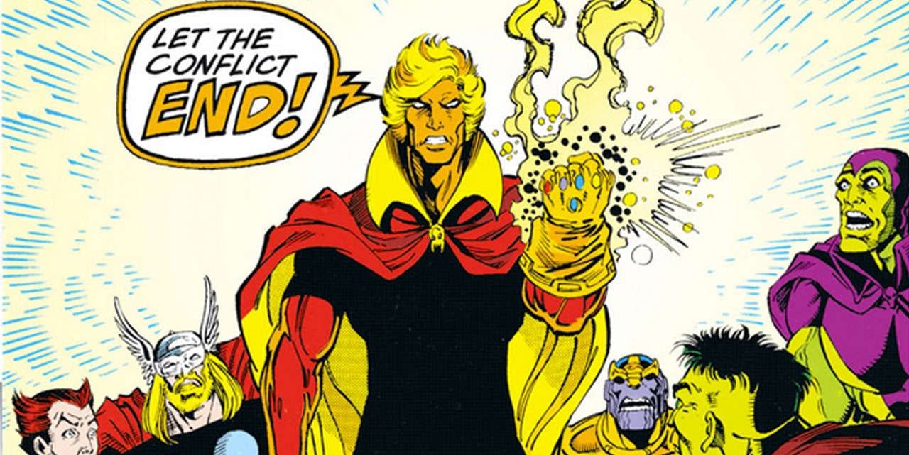 Adam Warlock in 'Avengers: Endgame'? Here's What One Marvel Director Said