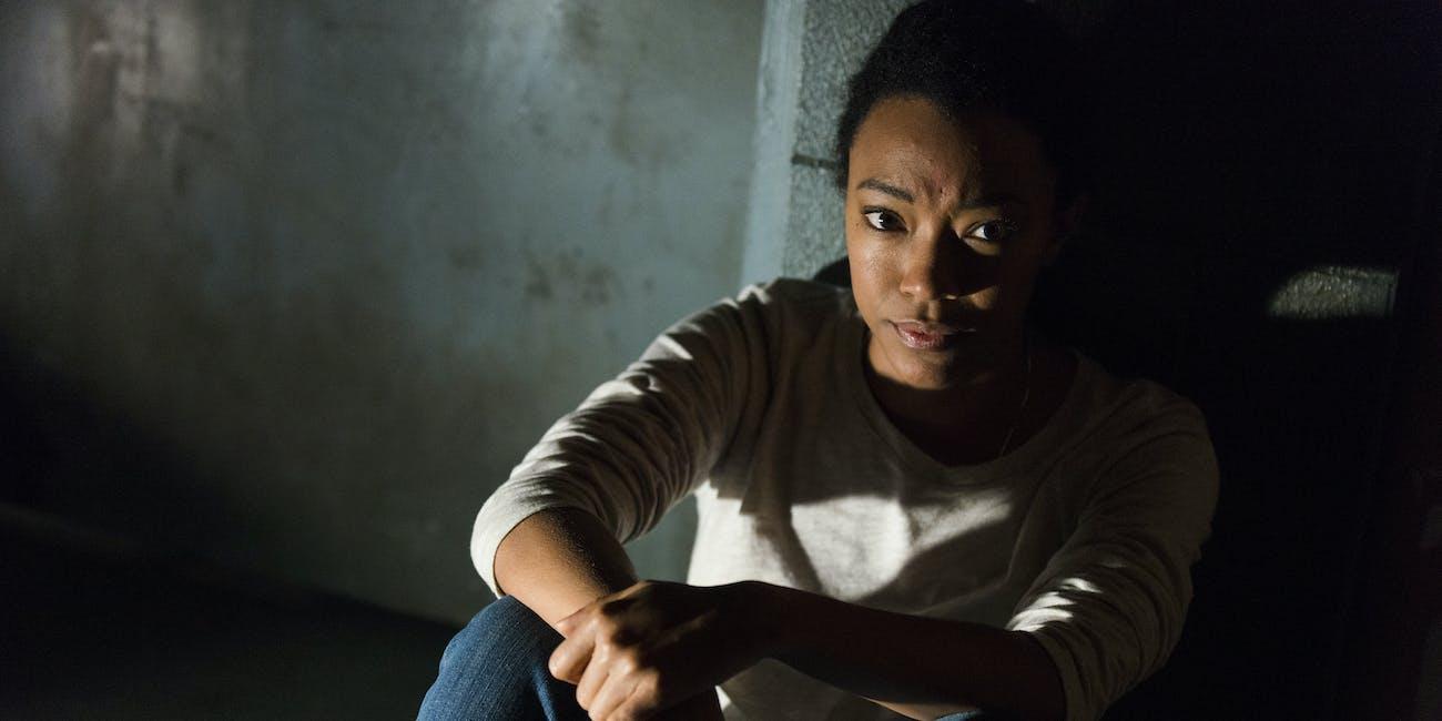 Sonequa Martin-Green as Sasha Williams