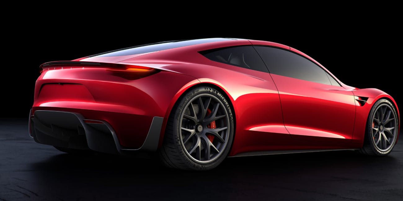 Here S How Much The Next Gen Tesla Roadster Will Cost You