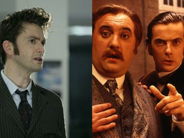 Sherlock Regenerated Into the 12th Doctor on 'Doctor Who'