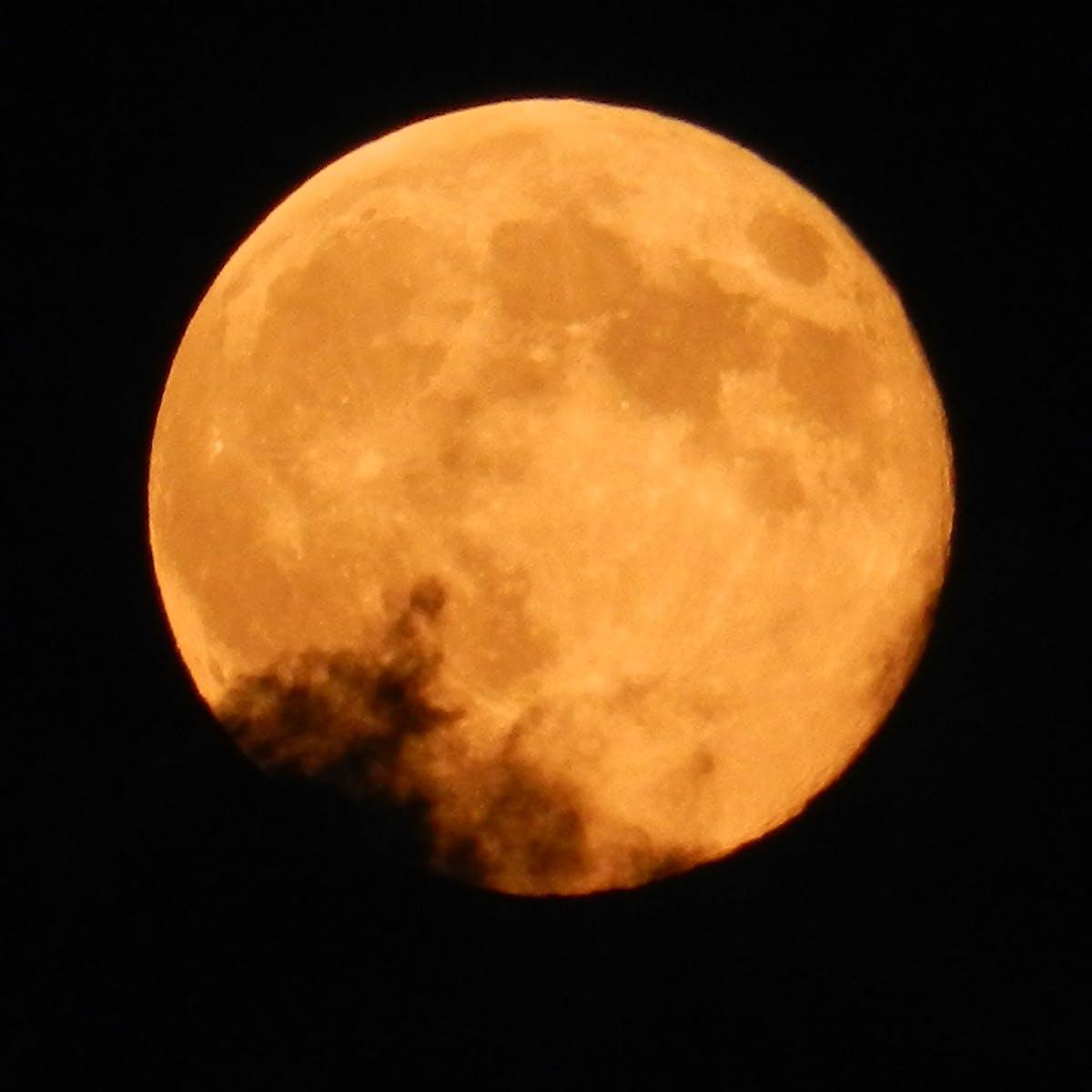Tonight's Full Moon Falls on the Spookiest Night in 13 Years