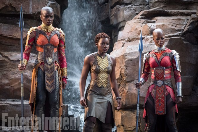 Claw your way into 9 new Black Panther portraits