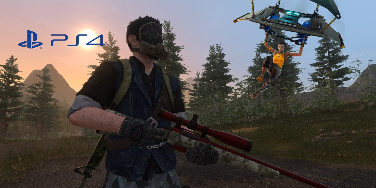 h1z1 with controller