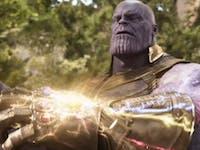 Thanos 'Infinity War'