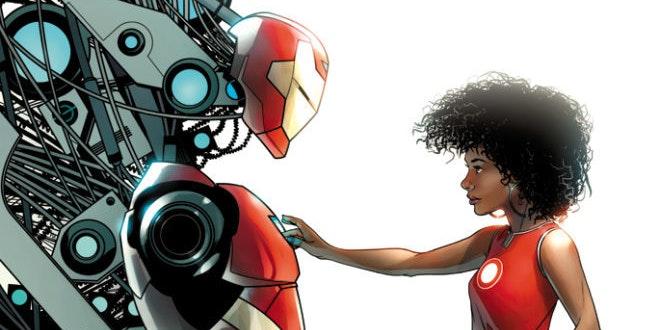 'Invincible Iron Man' #1