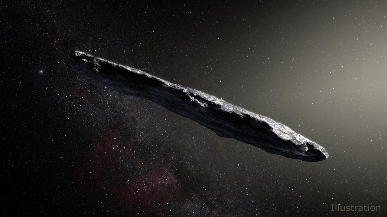 NASA Video Shows Oumuamua, Which Harvard Prof Suggests May Be an Alien Probe