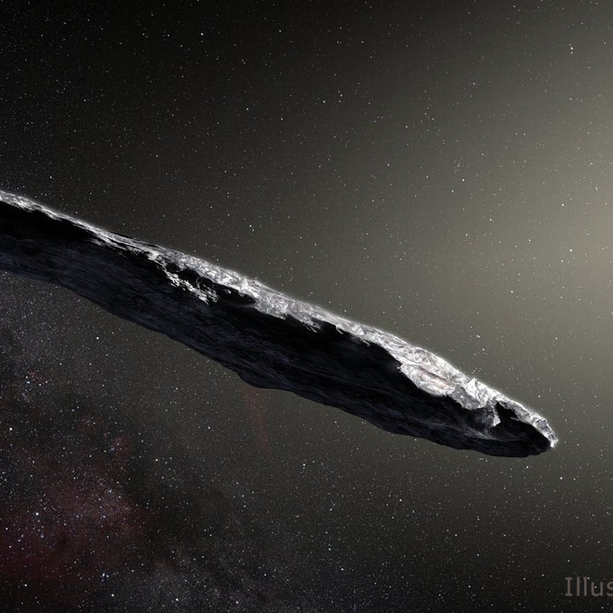 NASA Video Shows Oumuamua, Which Harvard Prof Suggests May Be Alien Probe