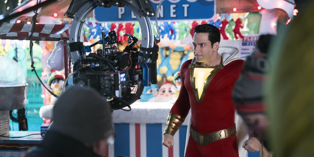 Shazam DC Superman Post Credits