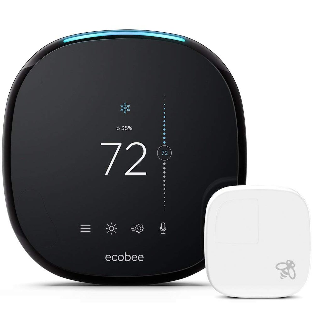 Ecobee4 Smart Thermostat with Alexa built-in
