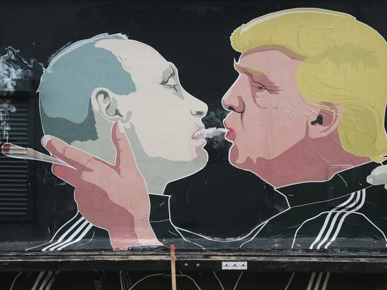What Does It Mean to Call Trump Vladimir Putin's Puppet?