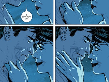Marvel's Bucky and Black Widow Out-Sexed Batman This Week