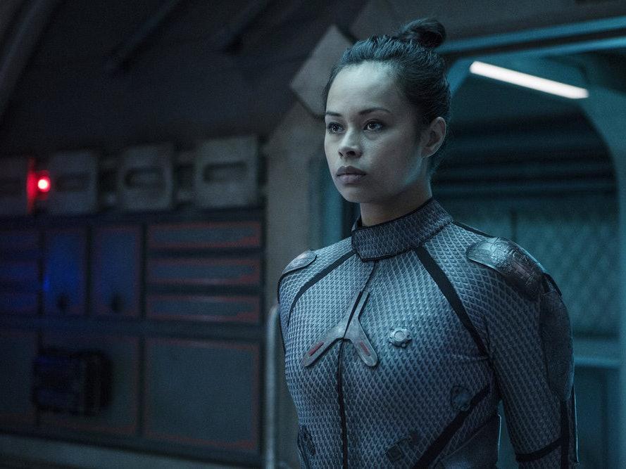 Meet 'The Expanse' Season 2's Martian Badass, Bobbie Draper