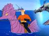 Aquaman Sea Horse Dragon