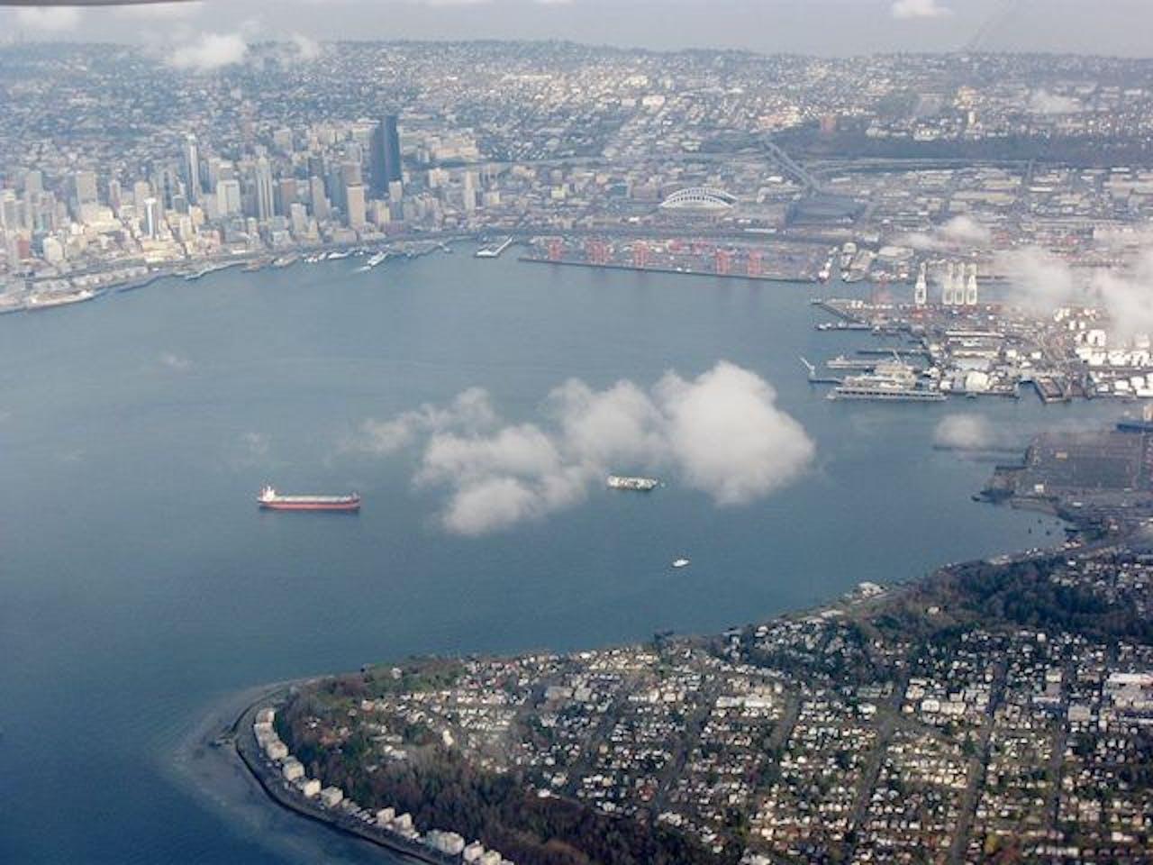 Elliot Bay, Seattle