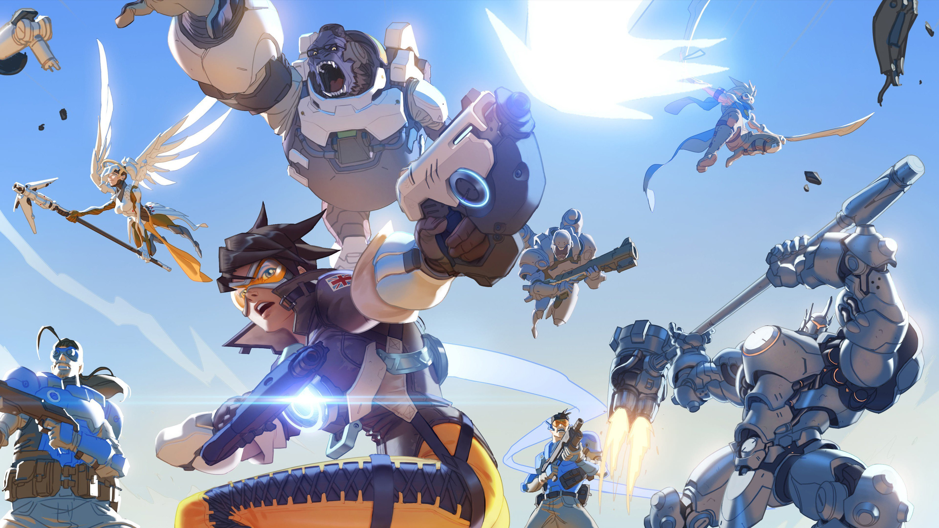 Overwatch from Blizzard Enterainment