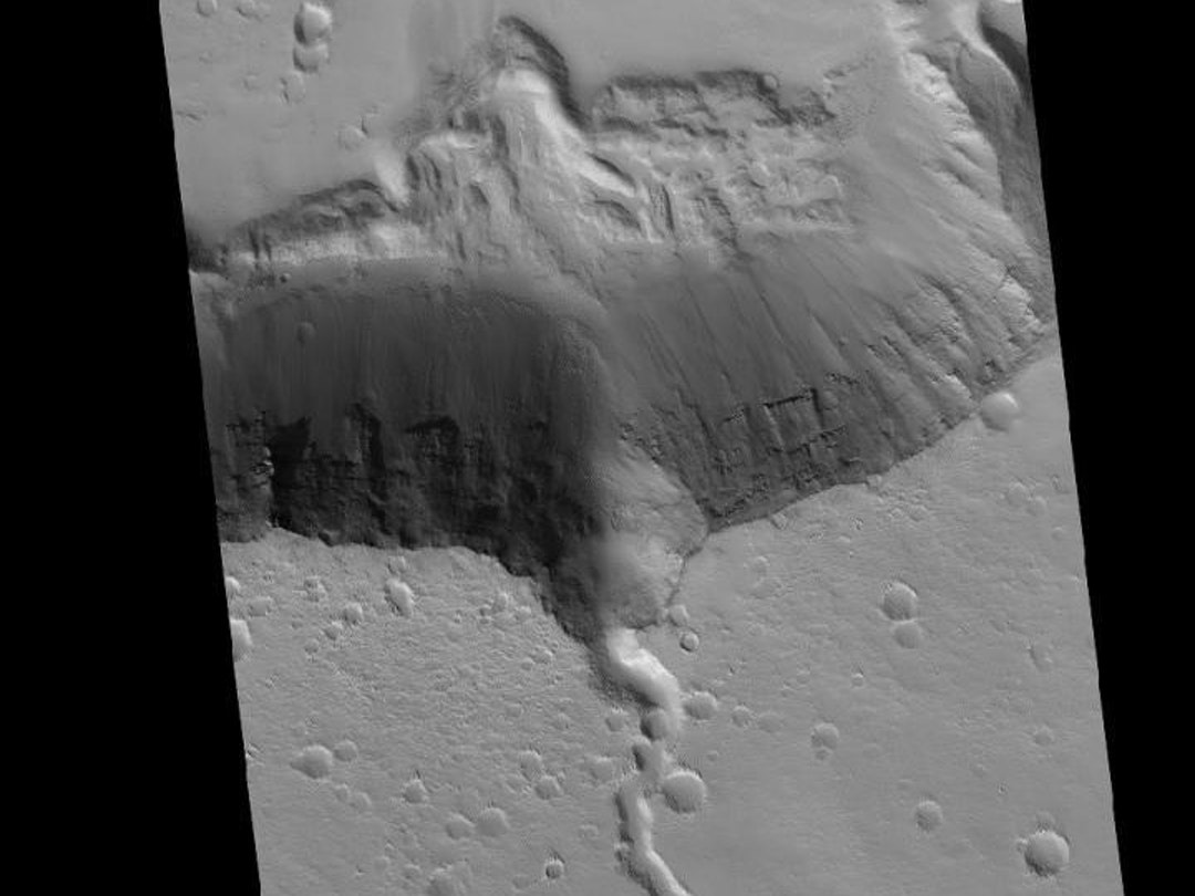 Unique Volcano Shows Mars Has an Earth-Like Complexity