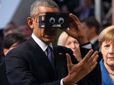 White House: No, Obama Isn't Starting His Own Media Company