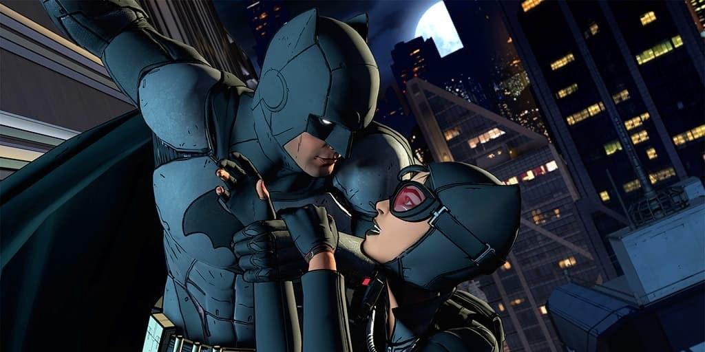 Telltale's 'Batman' Is Basically a Greatest Hits CD