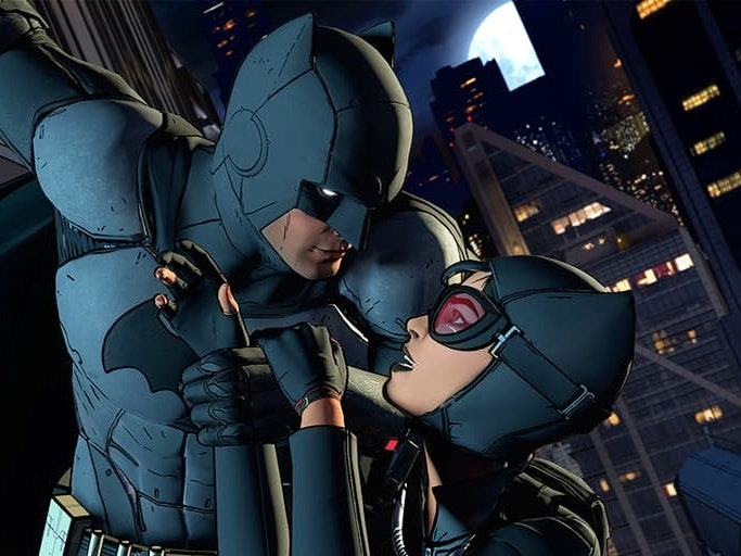 Telltale's 'Batman' Is Basically a Greatest Hits CD