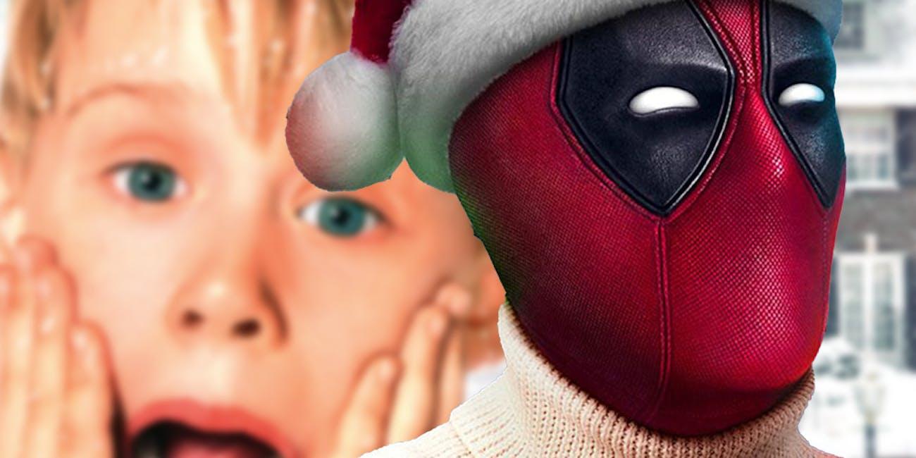 Home Alone Ryan Reynolds Deadpool