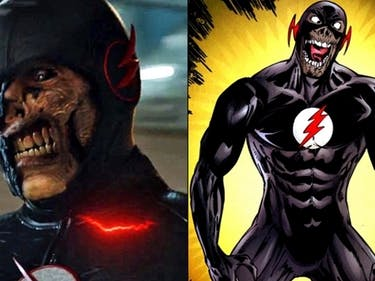 Black Flash And More Villains Headed to 'Legends of Tomorrow'
