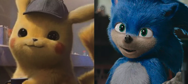 Sonic the Hedgehog Movie Poster: Why Did They Make Him a Hot