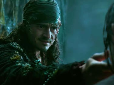 Orlando Bloom Is Back in Latest 'Pirates of the Caribbean 5' Teaser