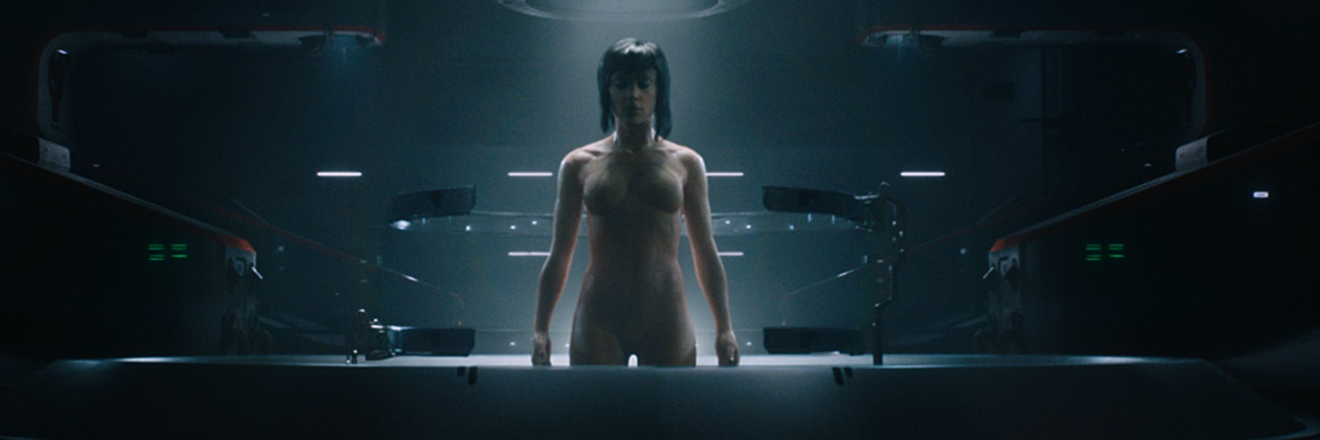 Robo-livers, or synthetic livers, in Ghost In The Shell are on their way to becoming reality.