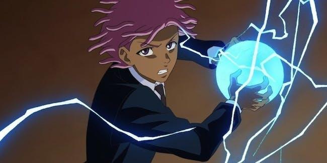 Kaz Kaan fires up some magic.