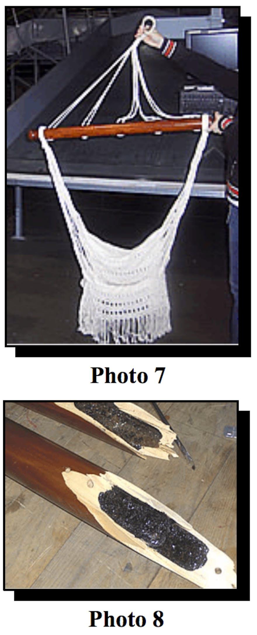 cocaine hammock