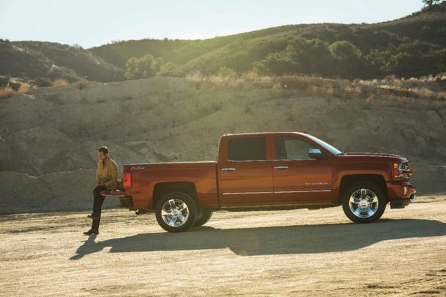 Chevrolet vehicles with a Wi-fi hotspot can use the new plan.