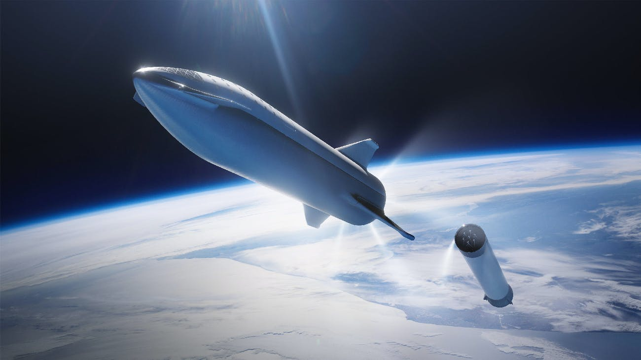 SpaceX's Starship: Elon Musk's Dream of a Mars Rocket Is