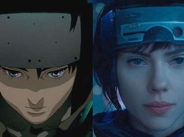 New 'Ghost in the Shell' Anime Coming Despite Box Office Bomb