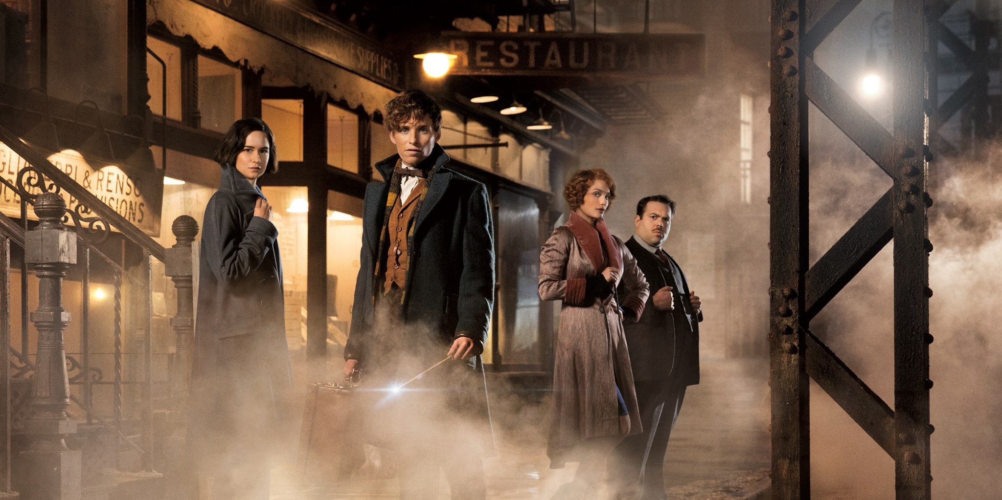 Everything You Need to Know for 'Fantastic Beasts'
