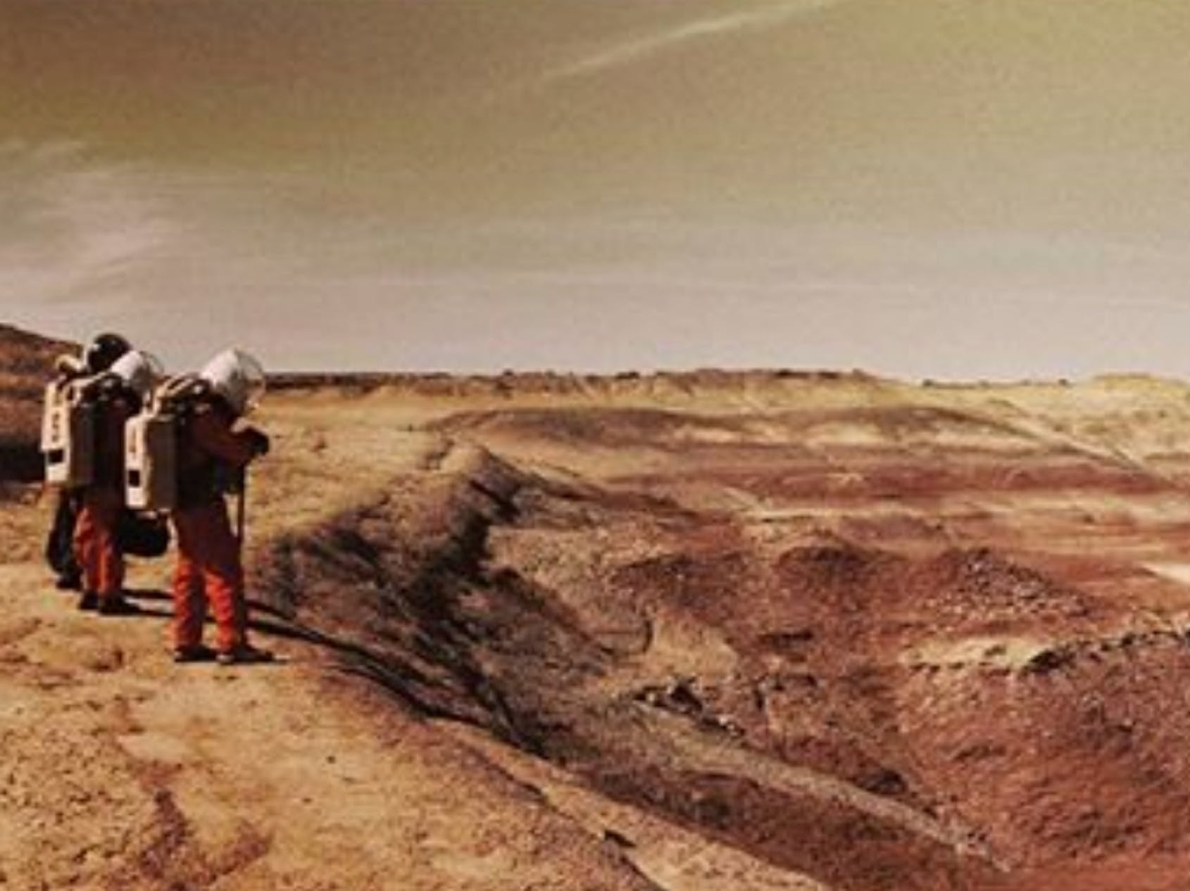 Mars One promotional material