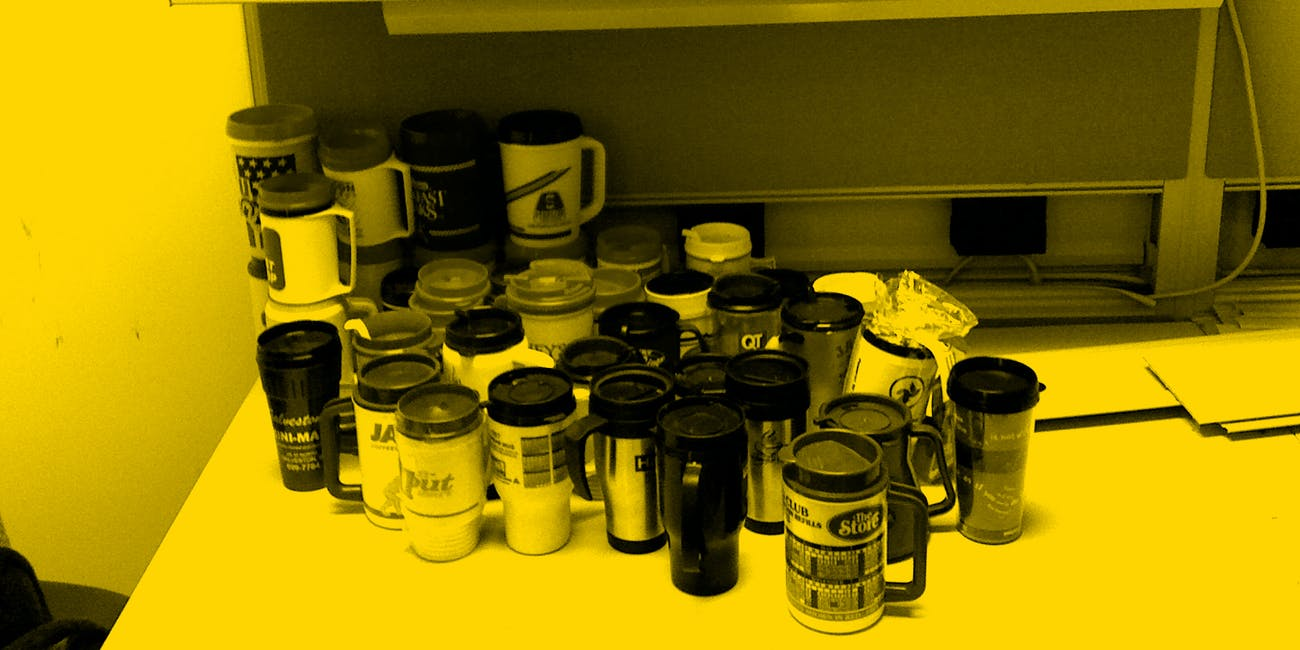 Actually, Reusable Coffee Cups Aren't Doing Any Good for the Planet