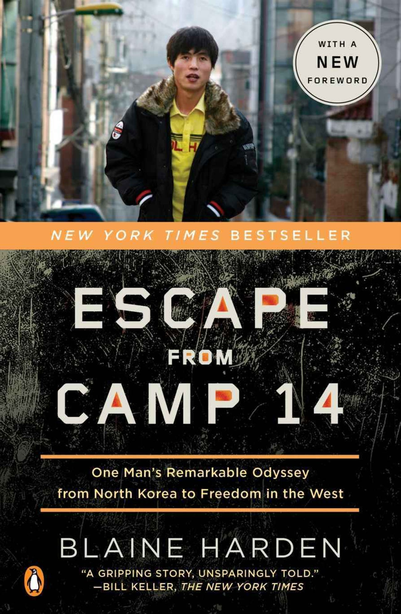 Blaine Harden's Escape from Camp 14