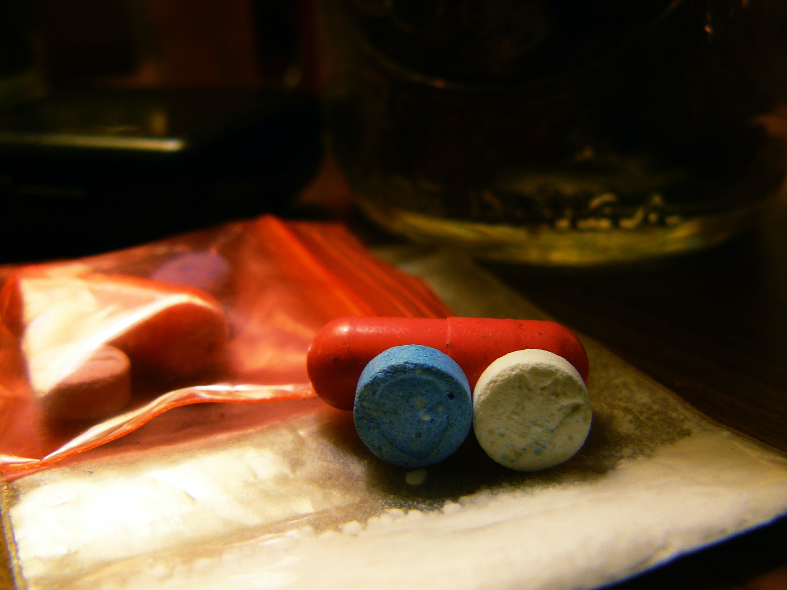 The PTSD Experts Are Dropping MDMA in the Hopes Ecstacy Can Overcome Fear