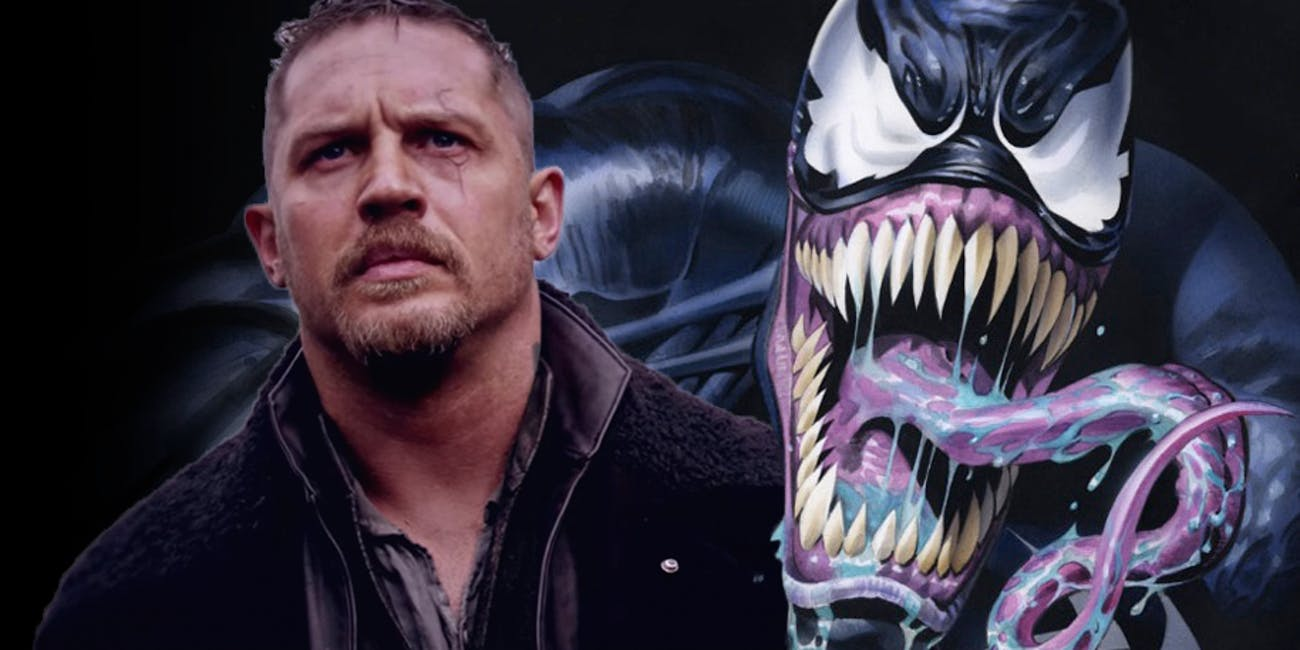 'Venom' Movie: Watch Tom Hardy Get in a Fight in New Set ...