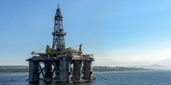 The WilPhoenix Offshore Oil Rig