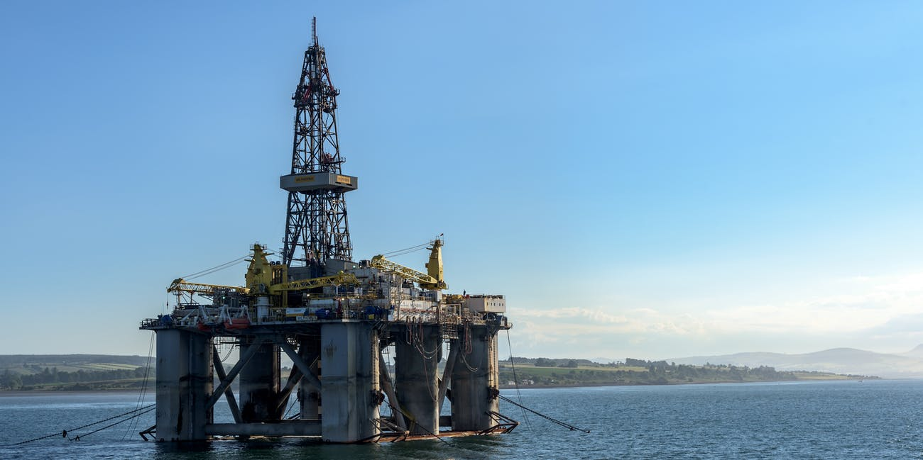 The WilPhoenix Offshore Oil Rig