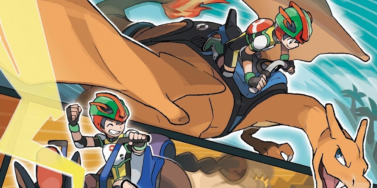 Pokémon Master  - cover
