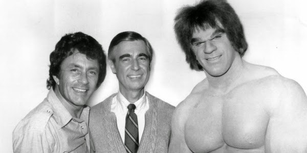 Mister Rogers Helped Kids Get Over Their Fear of 'The Incredible Hulk'