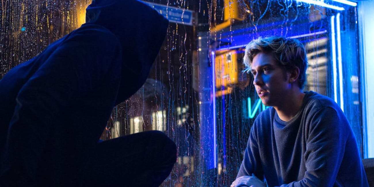 Light faces off against L in Netflix's 'Death Note' adaptation.