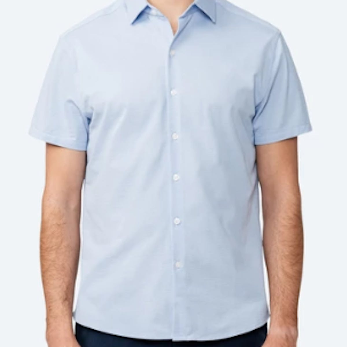 Moisture-Wicking Short-Sleeved Shirts You Can Totally Wear to the Office
