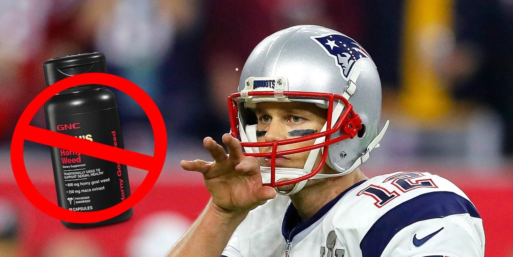 GNC Peddles Trash So the NFL Banned Its Super Bowl Ad