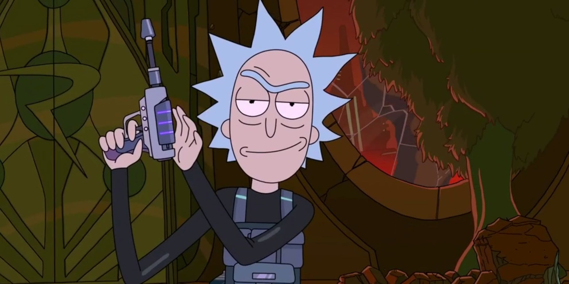 Rick and Morty Season 3 is streaming online on Adult Swim right now.