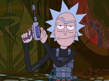 The Rick and Morty Season 3 Premiere is Streaming Right Now